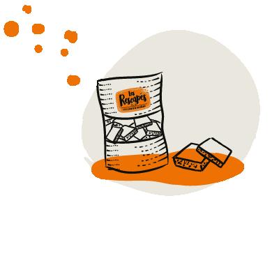 Schéma 5 - Produits et ingrédients locaux